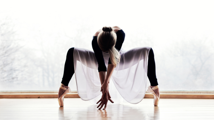 You don't have the body to be a dancer…